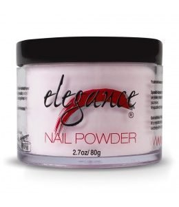 Elegance Nail Powder Pale Pink