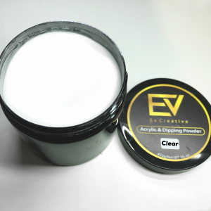 Ev Acrylic Dipping Clear Powder