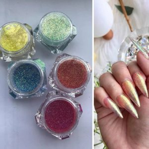 Glitter Chrome Colour