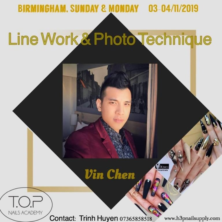 Line Work And Photo Technique Birmingham Sunday Monday 03-04 11 2019